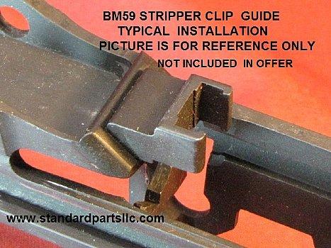 Ak47 stripper clip guide